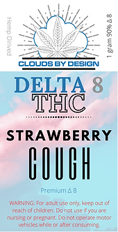 1 ML Strawberry Cough Δ8