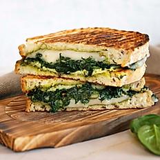 """GRILLED """"CHEESE"""" SANDWICH (N) (GFO)  الجبنة النباتية"""