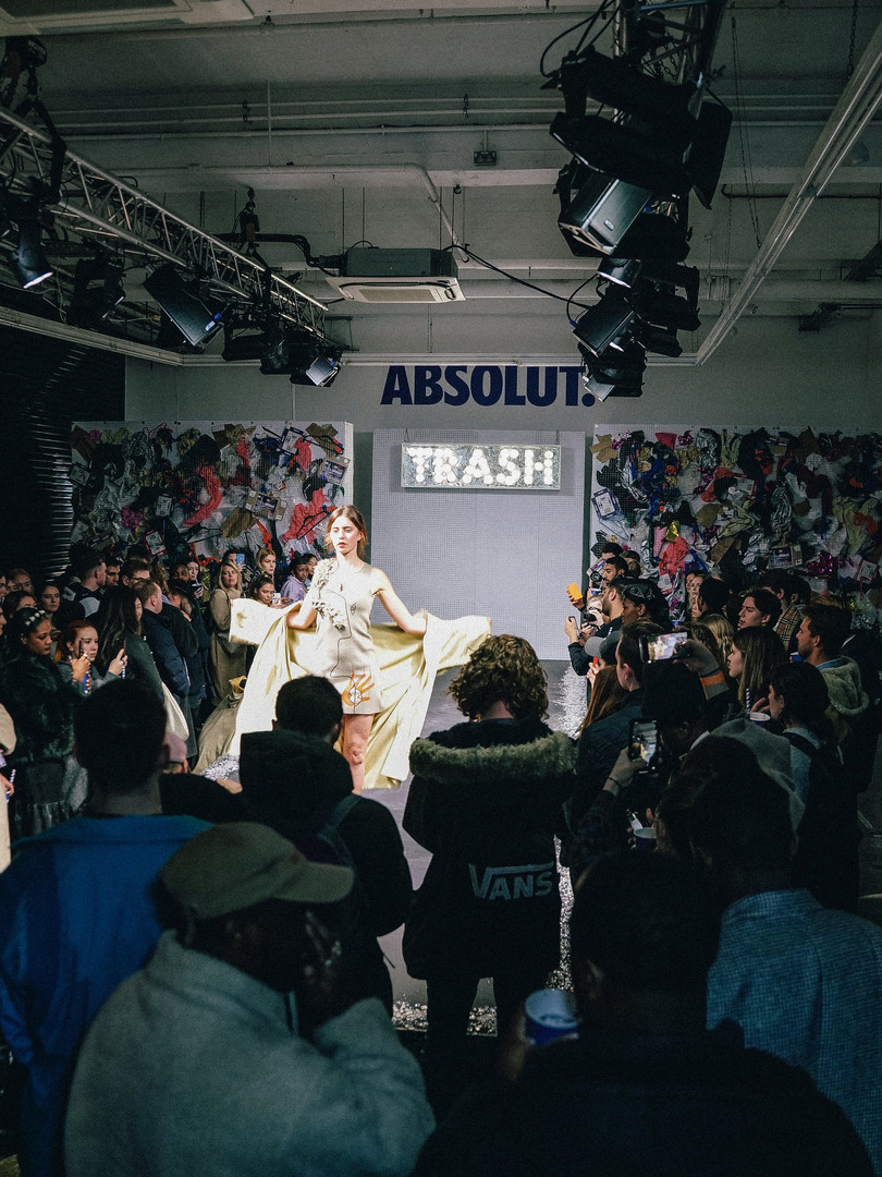 ABSOLUT VODKA FASHION SHOW - Marble Events London 2020