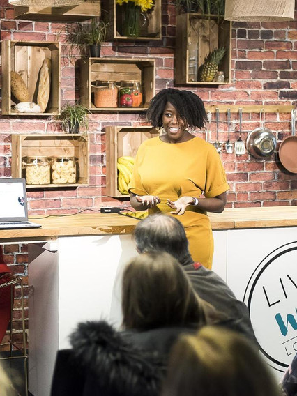 LIVE WELL 2020 - Marble Events London 2020