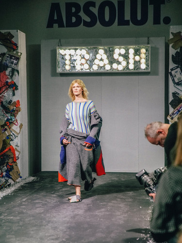 ABSOLUT VODKA FASHION SHOW- Marble Events London 2020