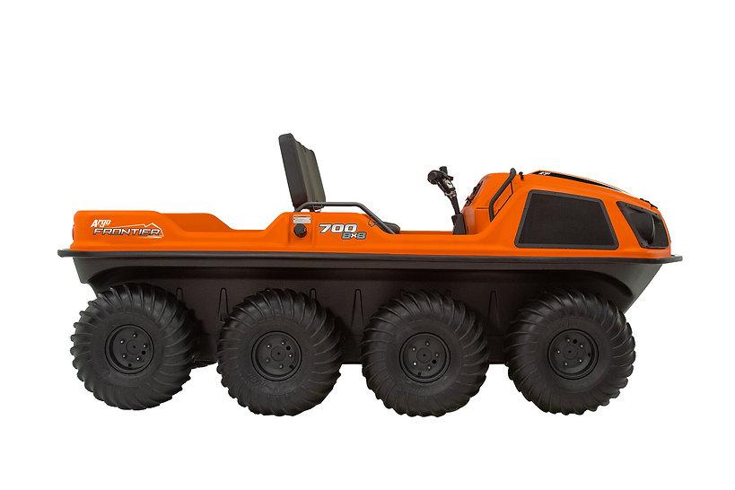 Frontier-700-8x8-Orange-Right-Side-FINAL