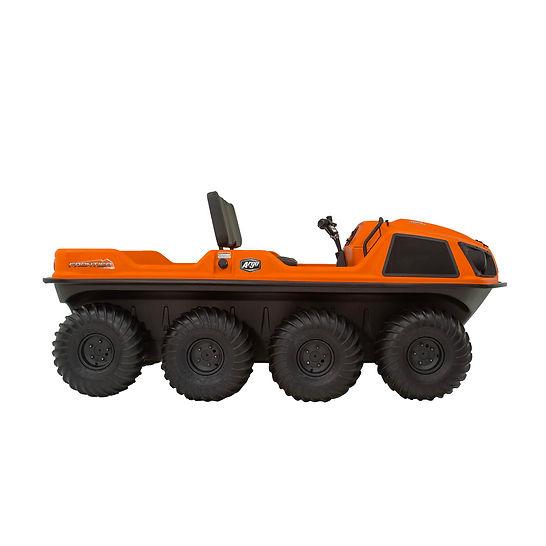 Frontier-650-8x8-Orange-Right-Side_34133