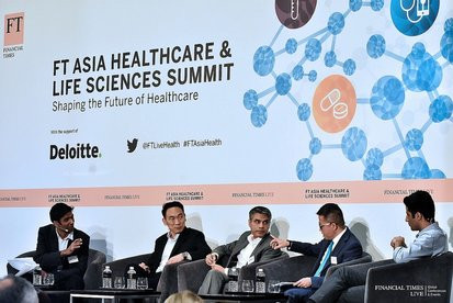 Highlights from the 2017 FT Asia Healthcare & Life Sciences Summit