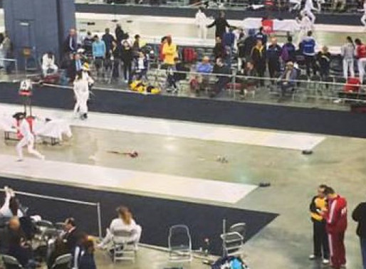 Fencing Quiz: Who are you on strip?