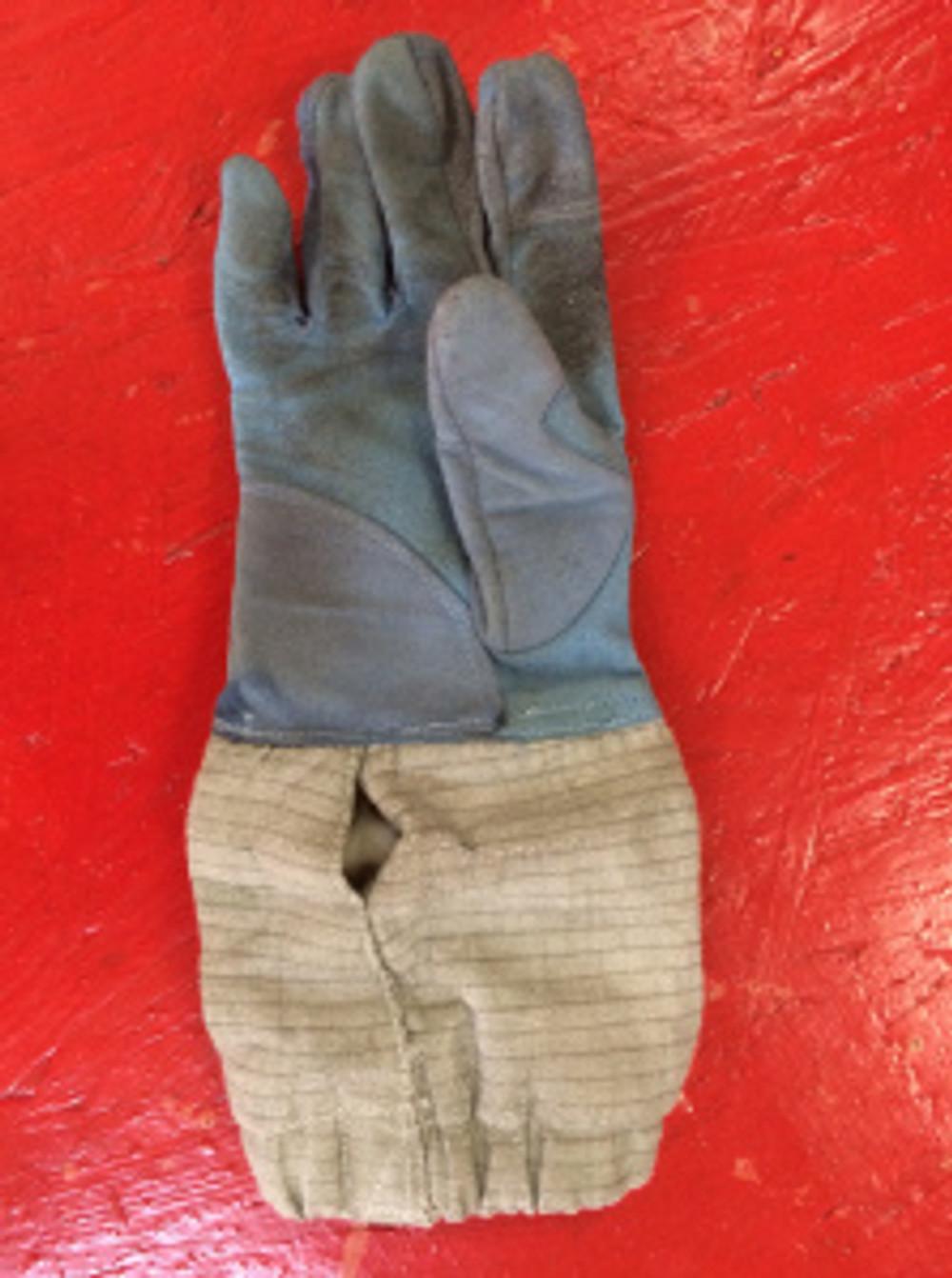 Glove cuff combo