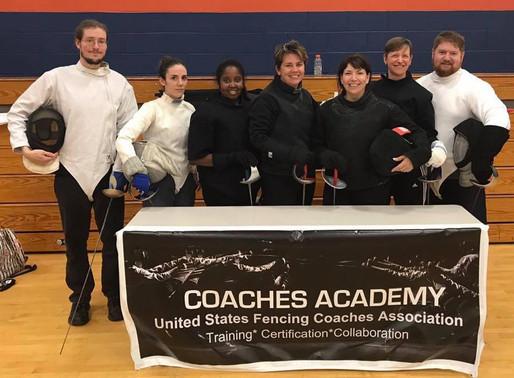 Episode 12: Coaches' Academy