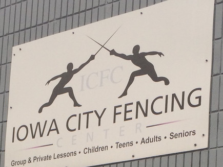 Club Spotlight: Iowa City Fencing Center