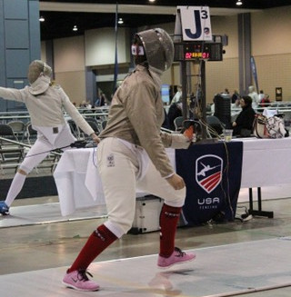 Ageism at the Fencing Club