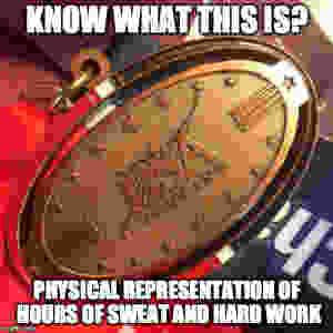 Gold medal meme