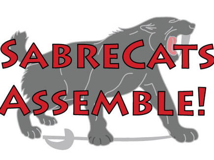 SabreCats Assemble! CEFC Reopens January 5th!