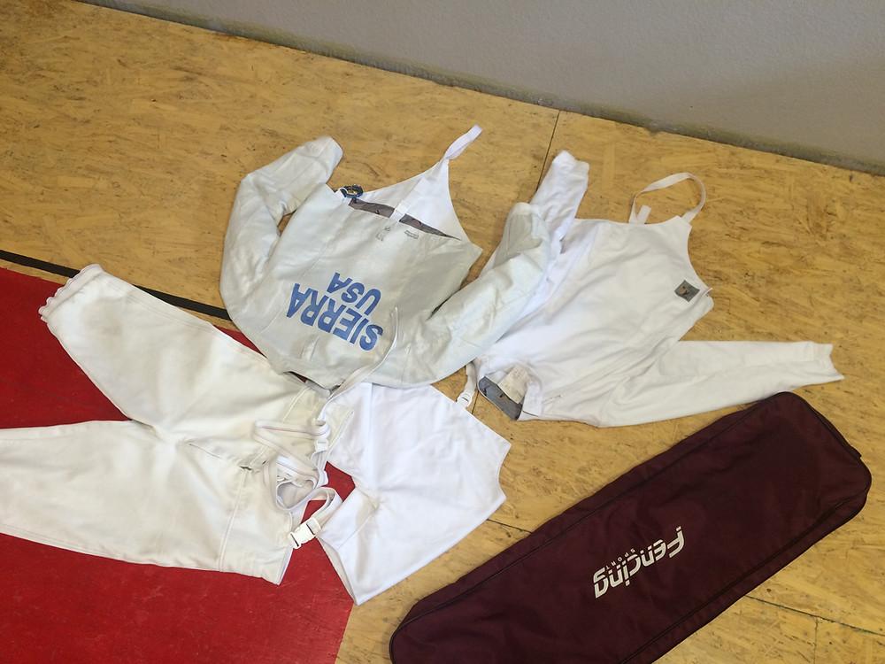 Detachable bag and gear