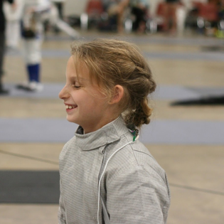 Guest Post: My daughter's first big tournament