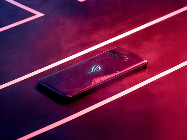 ROG PHONE 3 電競手機形象專案