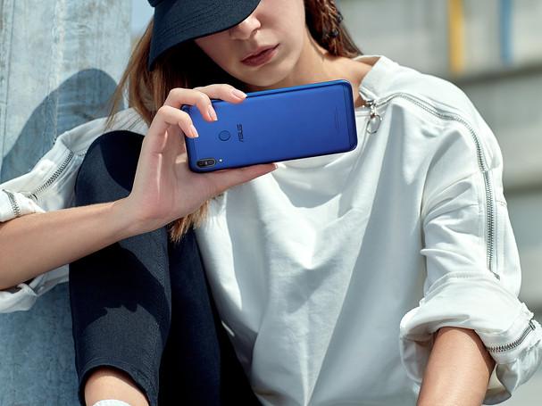 ASUS Zenfone Max Pro&Max(M2) 系列手機形象專案