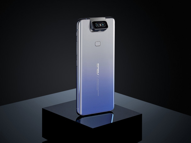 ASUS Zenfone 6 系列手機形象專案