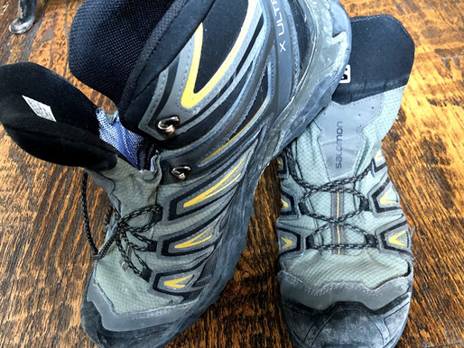 Salomon X Ultra 3 Mid GTX Hiking Boots Review