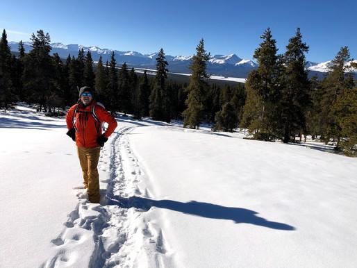 The Sawatch Range with Austin