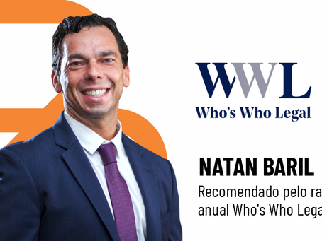 Reconhecimentos no Who's Who Legal 2020 - Franchising e Patentes