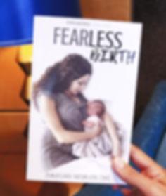 Fearless Birth book EmmaSara McMillion