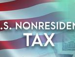 Nonresident Alien Tax Planning