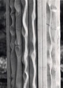 Brunnenskulptur (detail)