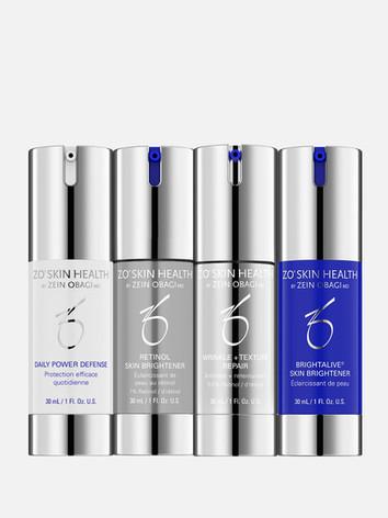 Skin Brightening Program & Texture Kit