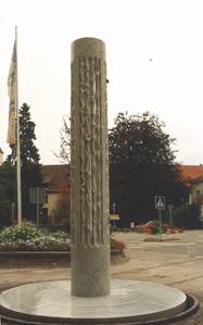 Brunnenskulptur
