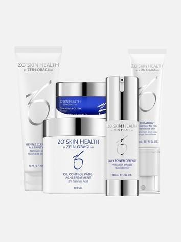 Skin Normalizing System
