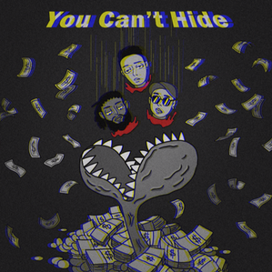 """Zion P (MC耀宗) x ARIE 艾瑞 x Slim Gotti - """" You Can't Hide """""""