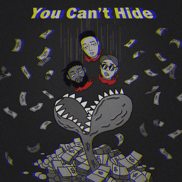 "Zion P (MC耀宗) x ARIE 艾瑞 x Slim Gotti - "" You Can't Hide """