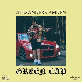Alexander Camden Tan - Green Cap