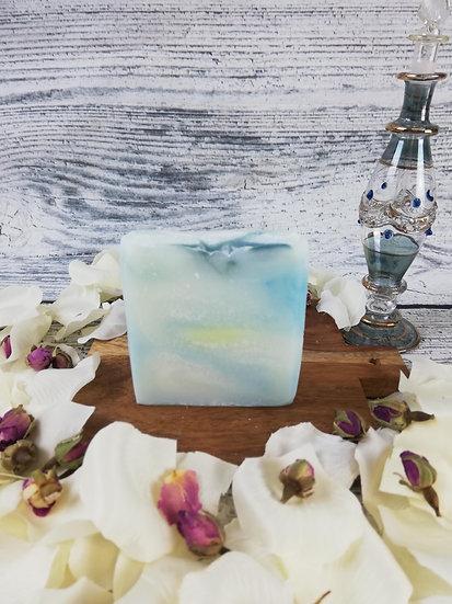 Lemongrass & Red Mandarin Shampoo Bar