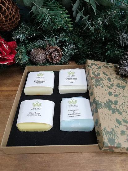 Christmas Soap Set