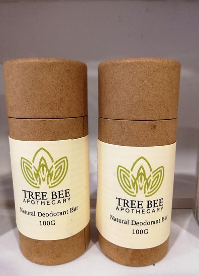 Natural Deodorant Stick