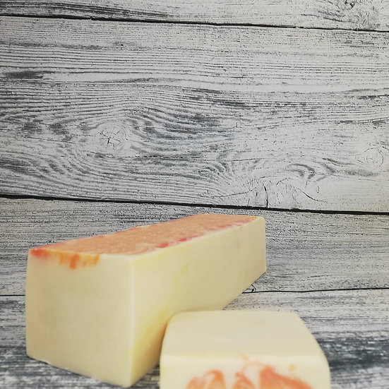 Sweet As Patchouli Handmade Soap