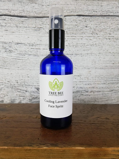 Cooling Lavender Face Spray