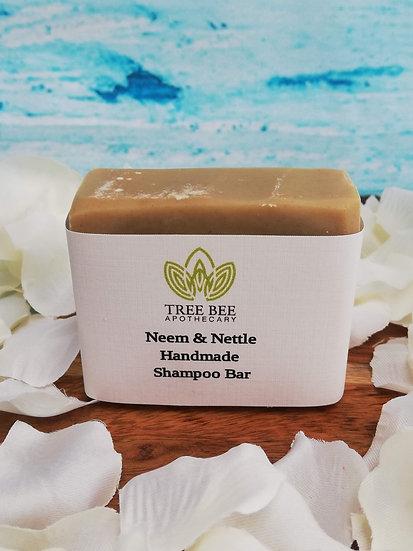 Neem & Nettle Shampoo Bar