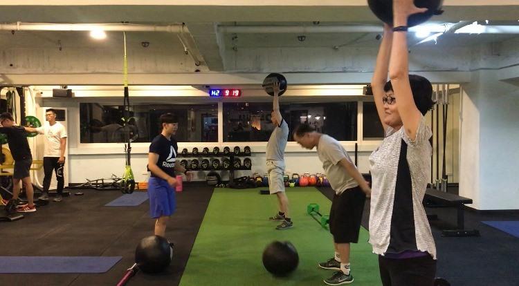 【運動紀錄篇】運動身體好x 高雄天天運動工作室