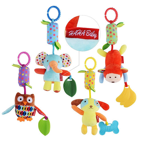 HAHA Baby - Soft hanging toys