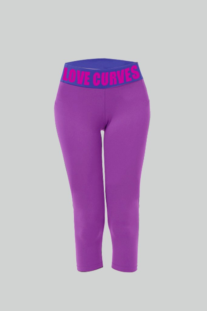 Purple Capri