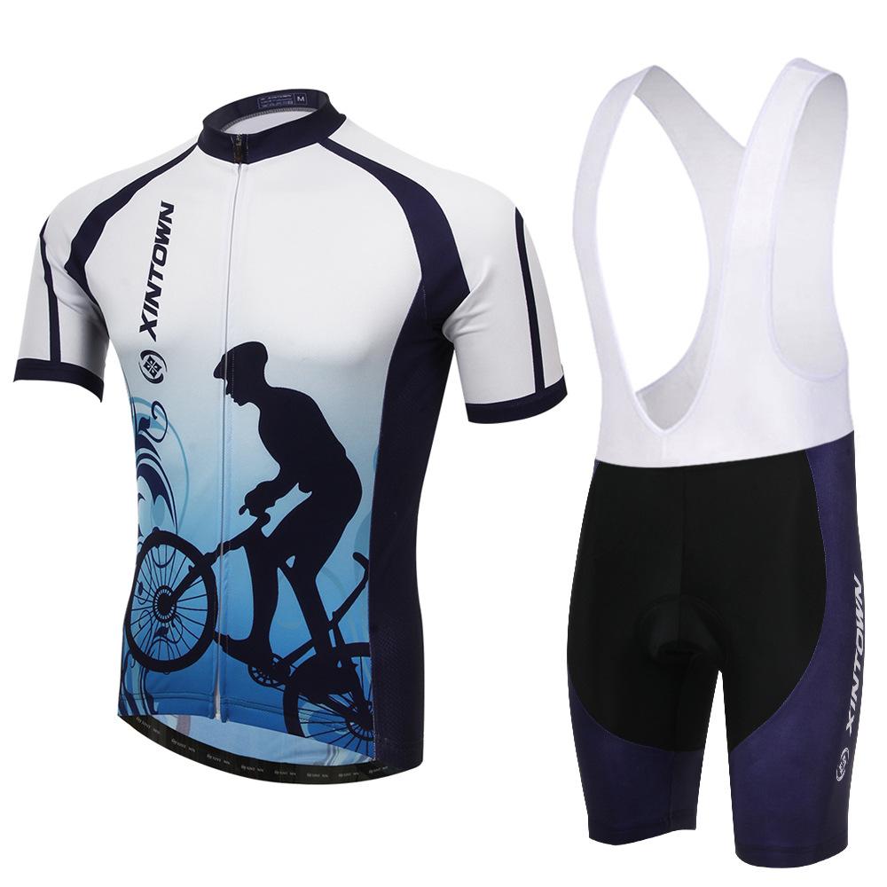 Cycling Jersey+Bib Shorts jersey+bib