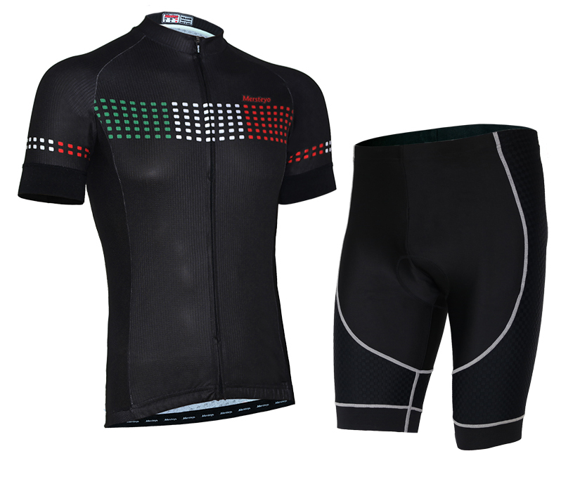 short cycling jersey set (1)