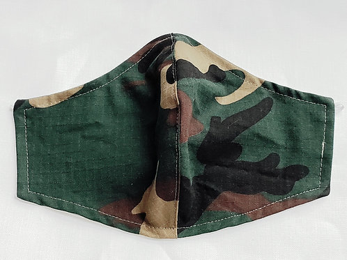 Fitted Camouflage