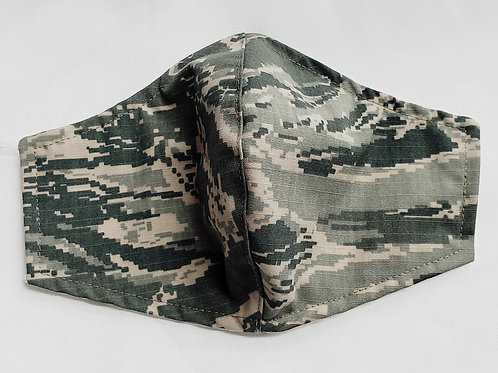 Fitted Digital Camouflage