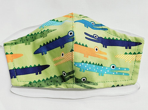 Fitted Kids-Alligators