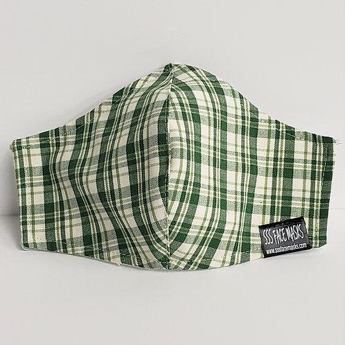 Green/Natural Plaid