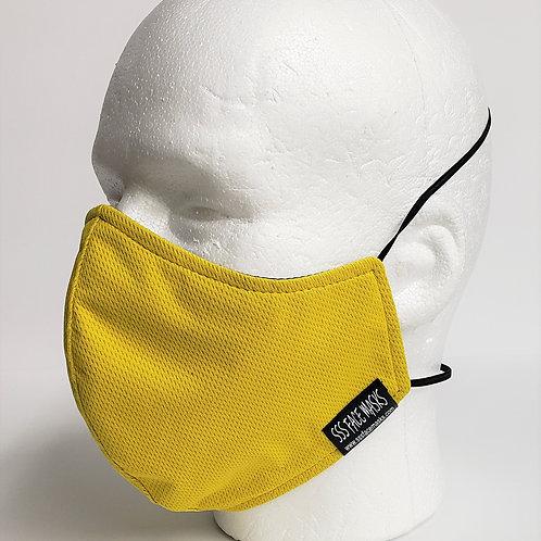 Solid Colors- Dri-Fit- Plain Masks