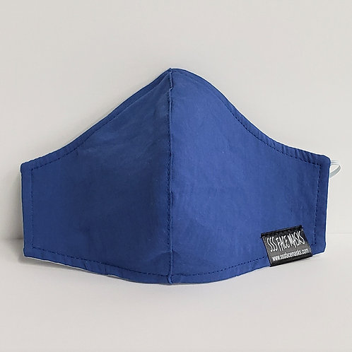 Solid Royal Blue- Poly/Cotton
