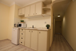 Family Rooms Kitchen